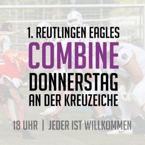 NFL Combine der Reutlingen Eagles